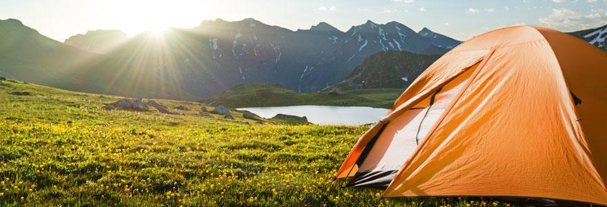 Location de camping